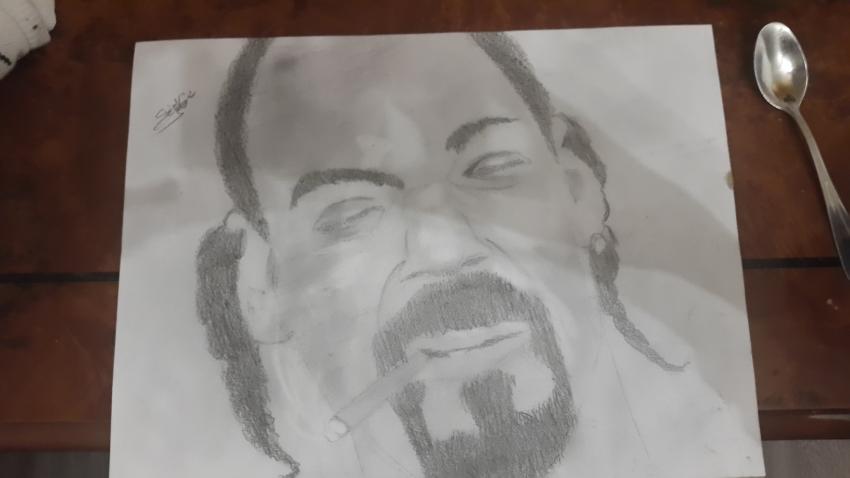 Snoop Dogg by Peash